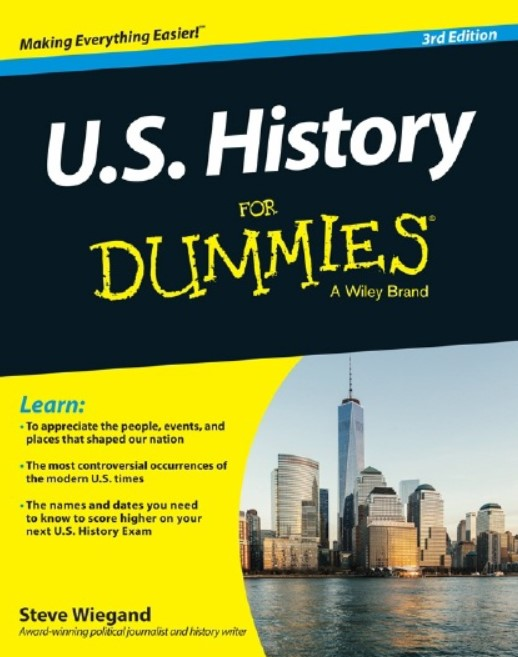 Download U.S. History For Dummies 3rd Edition PDF Free