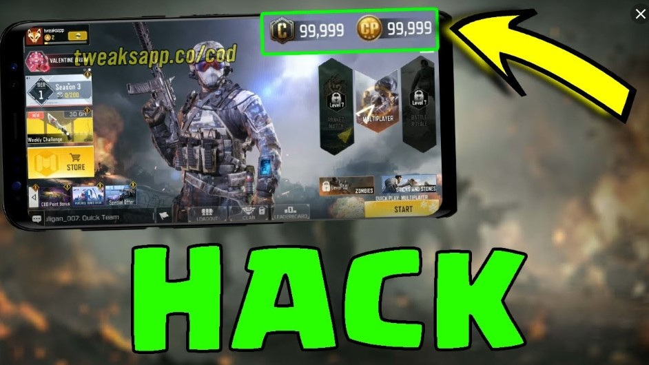 Call of Duty Mobile Hack - How to Hack Cod Mobile 2020 Free Credits and Points