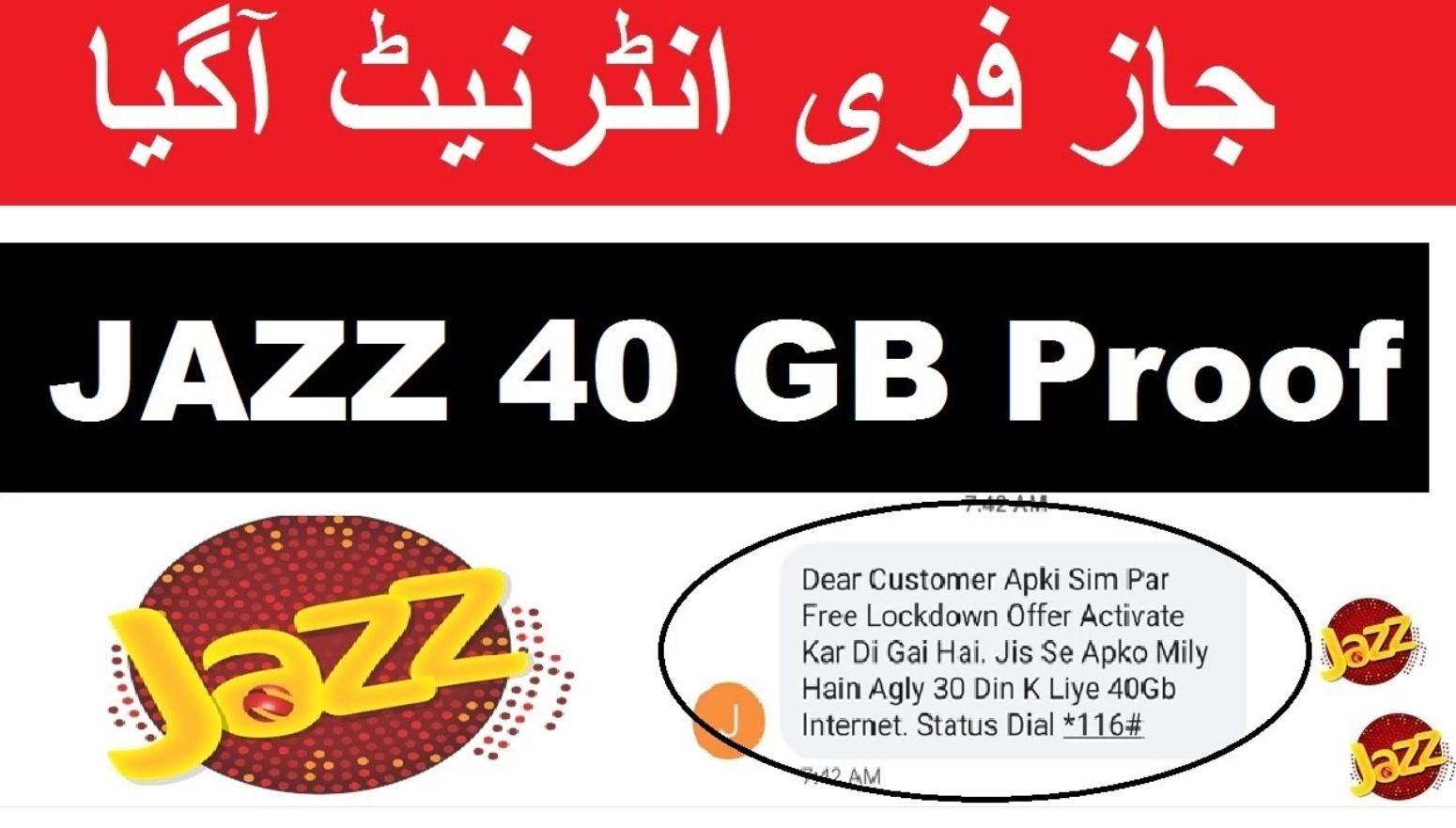 Jazz FREE Internet Tricks 2020