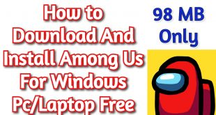 How to Download And Install Among Us For Windows Pc/Laptop Free 2020