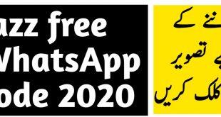 Jazz free whatsapp