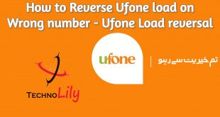How to Reverse Ufone load on Wrong number - Ufone Load reversal 2020