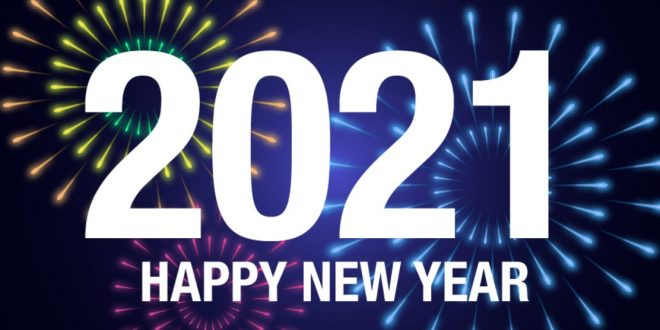 Happy New Year 2021 - Wishes, Greetings, Images, Sms ...